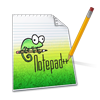 notepad plus plus logo
